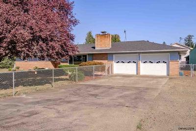 Albany Single Family Home For Sale: 35367 Oakville Rd