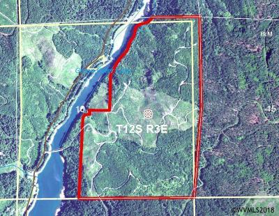 Sweet Home Residential Lots & Land For Sale: Rocky Top Rd