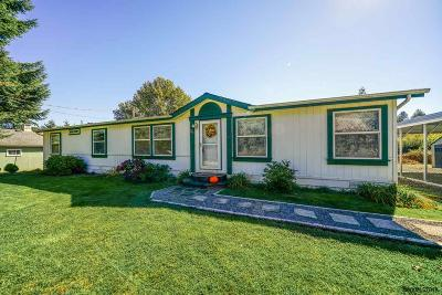 Dallas Manufactured Home Active Under Contract: 1203 SW Clay St