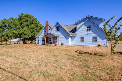 Albany Single Family Home For Sale: 2189 Kenworthy Rd