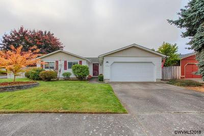 Keizer Single Family Home For Sale: 6751 Amy Ln