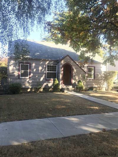 Monmouth Single Family Home Active Under Contract: 241 Warren