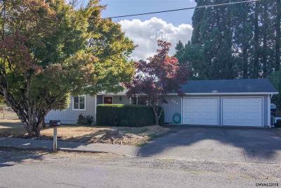 Sublimity Single Family Home For Sale: 224 NE Crest St