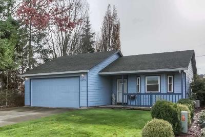 Salem Single Family Home For Sale: 4578 Samantha Av