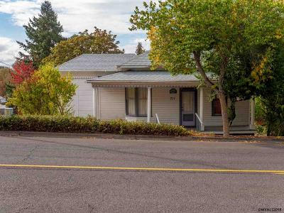 Brownsville Single Family Home For Sale: 711 N Main St