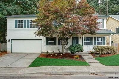 Keizer Single Family Home For Sale: 7771 St Charles St