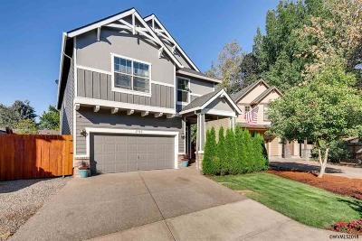 Keizer Single Family Home Active Under Contract: 1785 Brian Ct