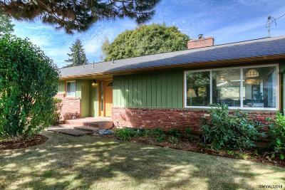 Salem Single Family Home For Sale: 2075 Crozer St