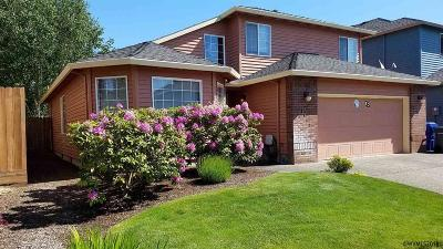 Keizer Single Family Home For Sale: 1663 Leewood Av