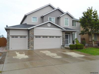 Salem Single Family Home For Sale: 3272 Elliot St