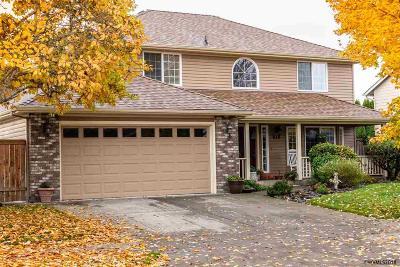 Keizer Single Family Home For Sale: 978 Parkmeadow Dr