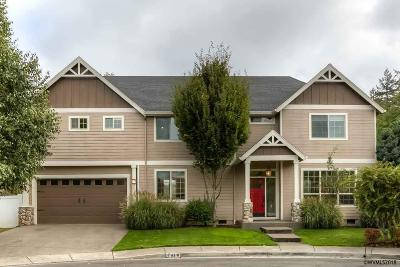Keizer Single Family Home For Sale: 7418 Everwood St