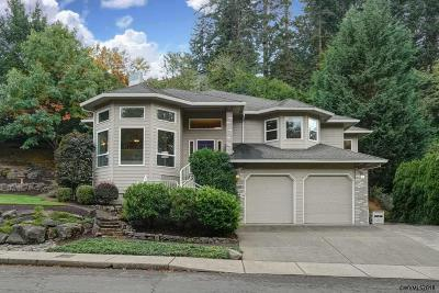 Salem Single Family Home For Sale: 1260 Copper Glen Dr
