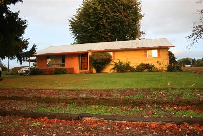 Sublimity Single Family Home For Sale: 8014 Cascade Hwy