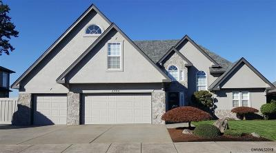 Keizer Single Family Home Active Under Contract: 6799 Westridge Ct