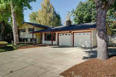 Monmouth Single Family Home Active Under Contract: 536 Falls City Hwy