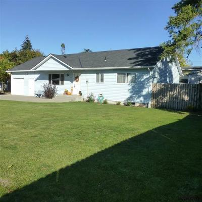 Keizer Single Family Home Active Under Contract: 1187 Olin
