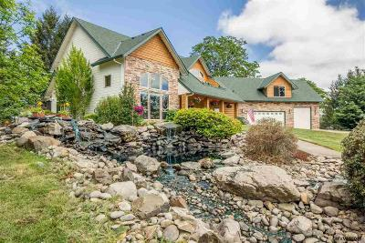 Monmouth Single Family Home For Sale: 6025 Fern Hill Rd