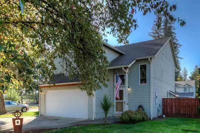 Stayton Single Family Home For Sale: 628 W Maple St