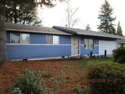 Salem Single Family Home For Sale: 3340 Monarch Dr