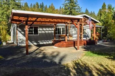 Mill City Single Family Home For Sale: 33513 Railroad Av