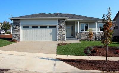 Salem Single Family Home For Sale: 2897 Horse Clover Dr