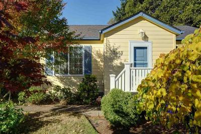 Salem Single Family Home Active Under Contract: 3853 Welty Av