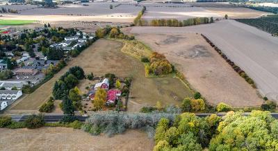 Monmouth Residential Lots & Land For Sale: 5235 Riddell (Adjacent To) Rd