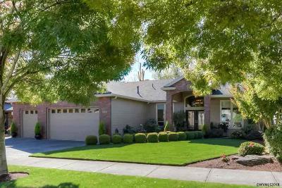 Salem Single Family Home For Sale: 1385 West Meadows Dr