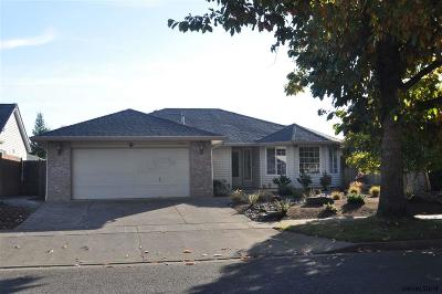 Salem Single Family Home For Sale: 4724 Happy Dr