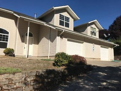 Stayton Single Family Home Active Under Contract: 223 N Cedar Terrace (& 225) Ct