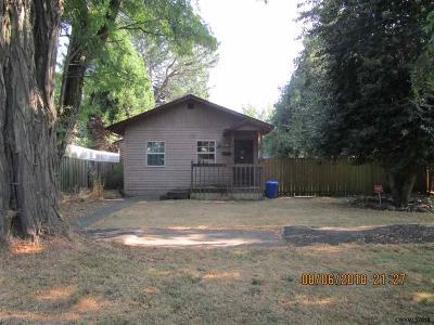 Salem Single Family Home For Sale: 1175 Nebraska Av