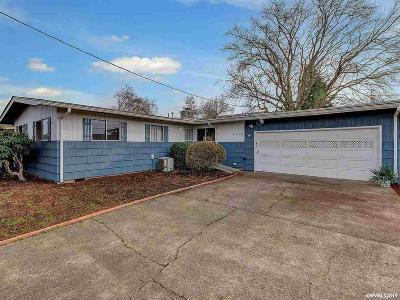 Salem Single Family Home For Sale: 4026 Beverly Av
