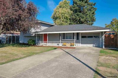 Salem Single Family Home For Sale: 4729 Ward Dr