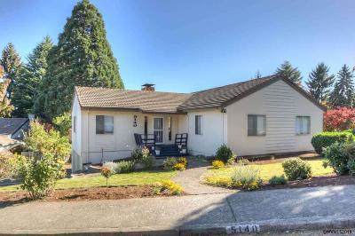 Salem Single Family Home For Sale: 5140 Karma Ct