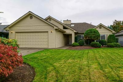 Keizer Single Family Home Active Under Contract: 540 Snead Dr