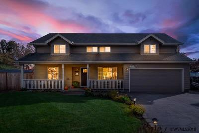 Keizer Single Family Home Active Under Contract: 6814 Arborwood Ct