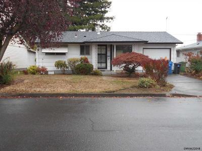 Woodburn Single Family Home For Sale: 1375 Umpqua Rd