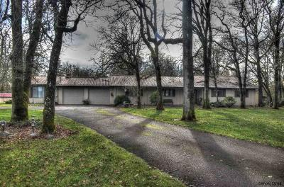 Stayton Single Family Home Active Right Of Refusal: 41622 Kingston Lyons Dr