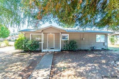Scio Single Family Home For Sale: 38806 NW Beech St