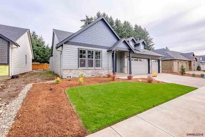 Stayton Single Family Home For Sale: 2132 Deer Av