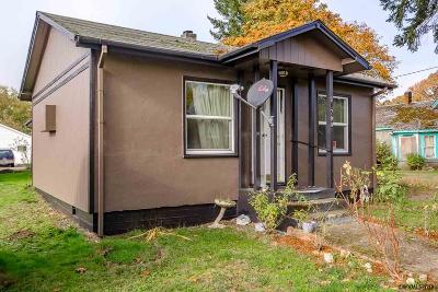Scio Single Family Home Active Under Contract: 38790 N Main St