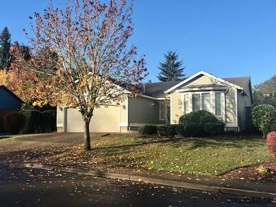 Salem Single Family Home For Sale: 2627 Hoodoo Dr