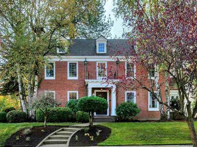 Salem Single Family Home Active Under Contract: 474 Rural Av