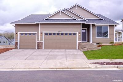 Albany Single Family Home For Sale: 5999 Tuscan (Lot #152) Av