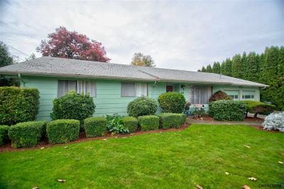 Salem Single Family Home For Sale: 649 36th Av