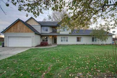 Independence Single Family Home For Sale: 6365 Oregon 22