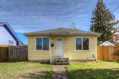 Salem Single Family Home Active Under Contract: 2040 Warner St