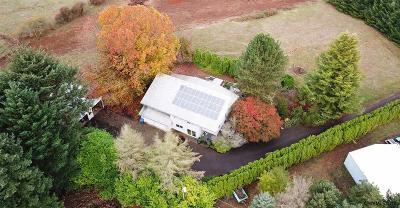 Salem Single Family Home For Sale: 4477 Medina Ln
