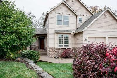 Salem Single Family Home For Sale: 2845 Flat Rock Ct